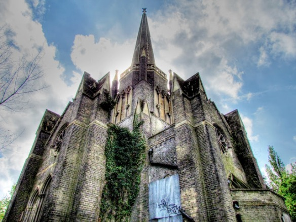 abney park chapel